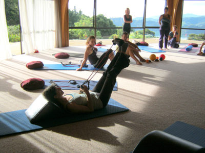 Pilates & Yoga Retreats