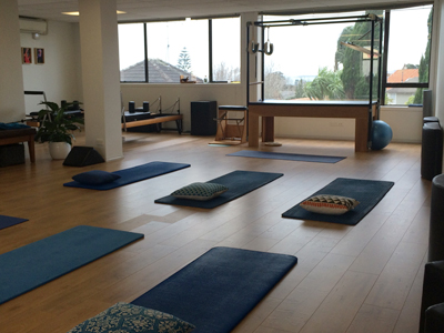 Pilates & Yoga Studio Mission Bay