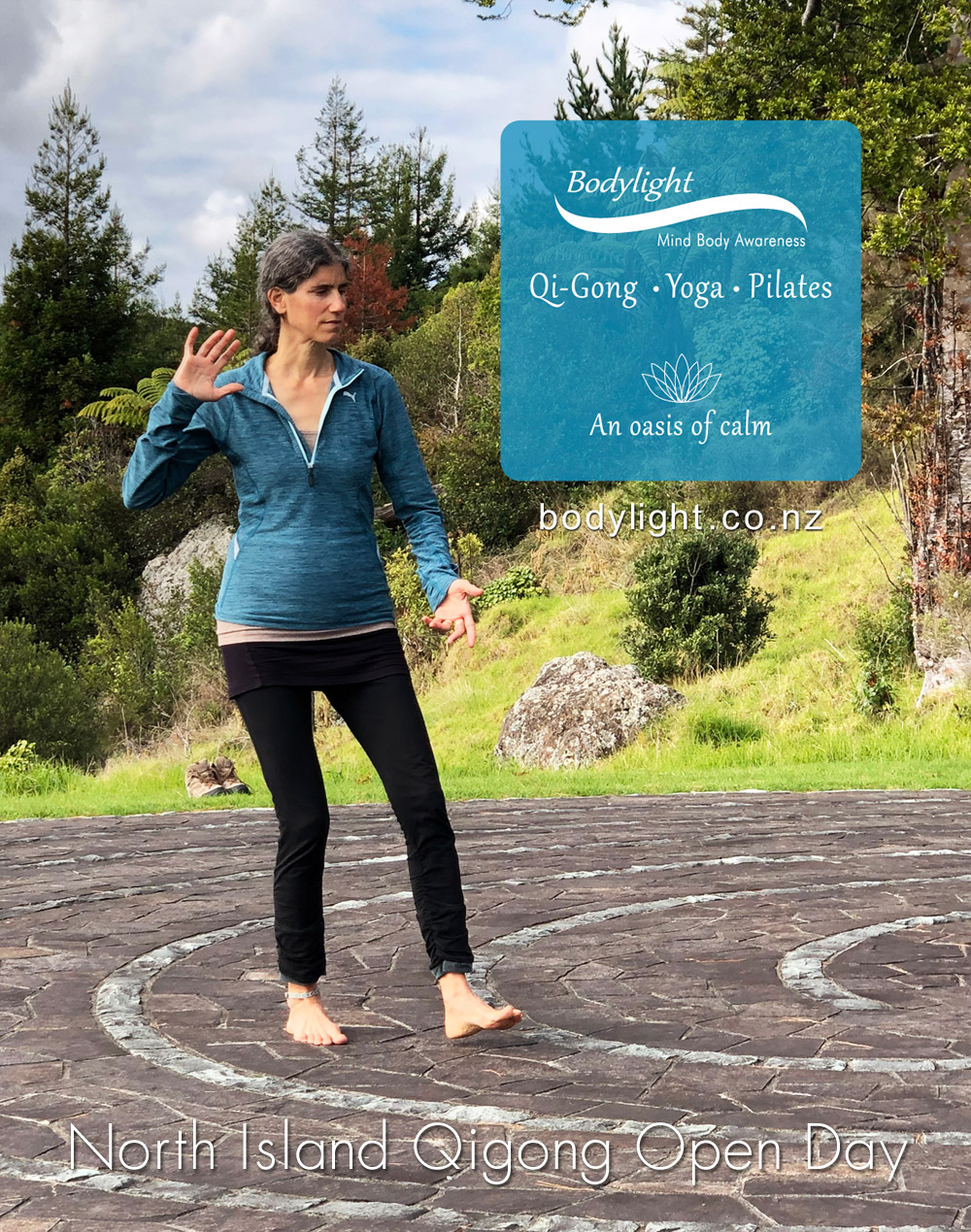 North Island Qigong Open Day Auckland