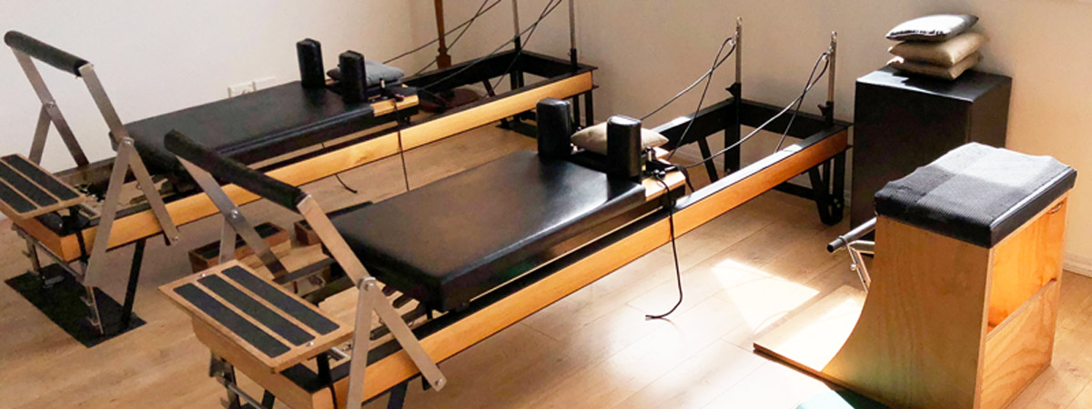 Pilates Reformers NZ made by Yaron Levy at Bodylight studio