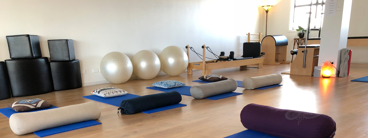 Pilates and Yoga studio in mission bay