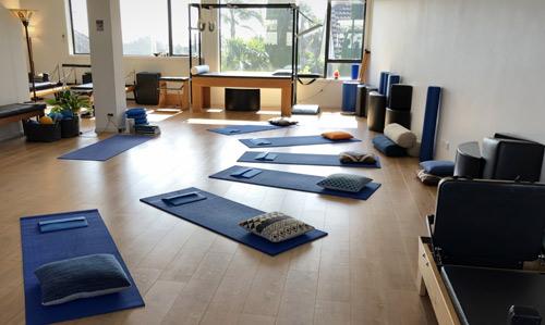Pilates and Yoga Teachers Training